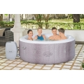 DMUCHANE SPA JACUZZI CANCUN 180x66 cm 4 os. - BESTWAY 60003