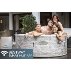 DMUCHANE SPA JACUZZI VANCOUVER WiFi 155x60 cm 5 os. - BESTWAY 60027